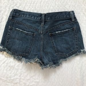 Free People Shorts - FREE PEOPLE denim cutoffs